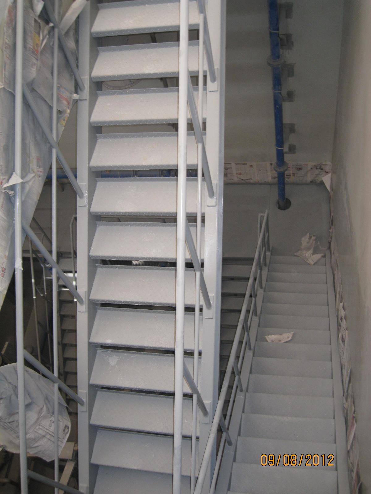 Steel Stairs CFC  (8)