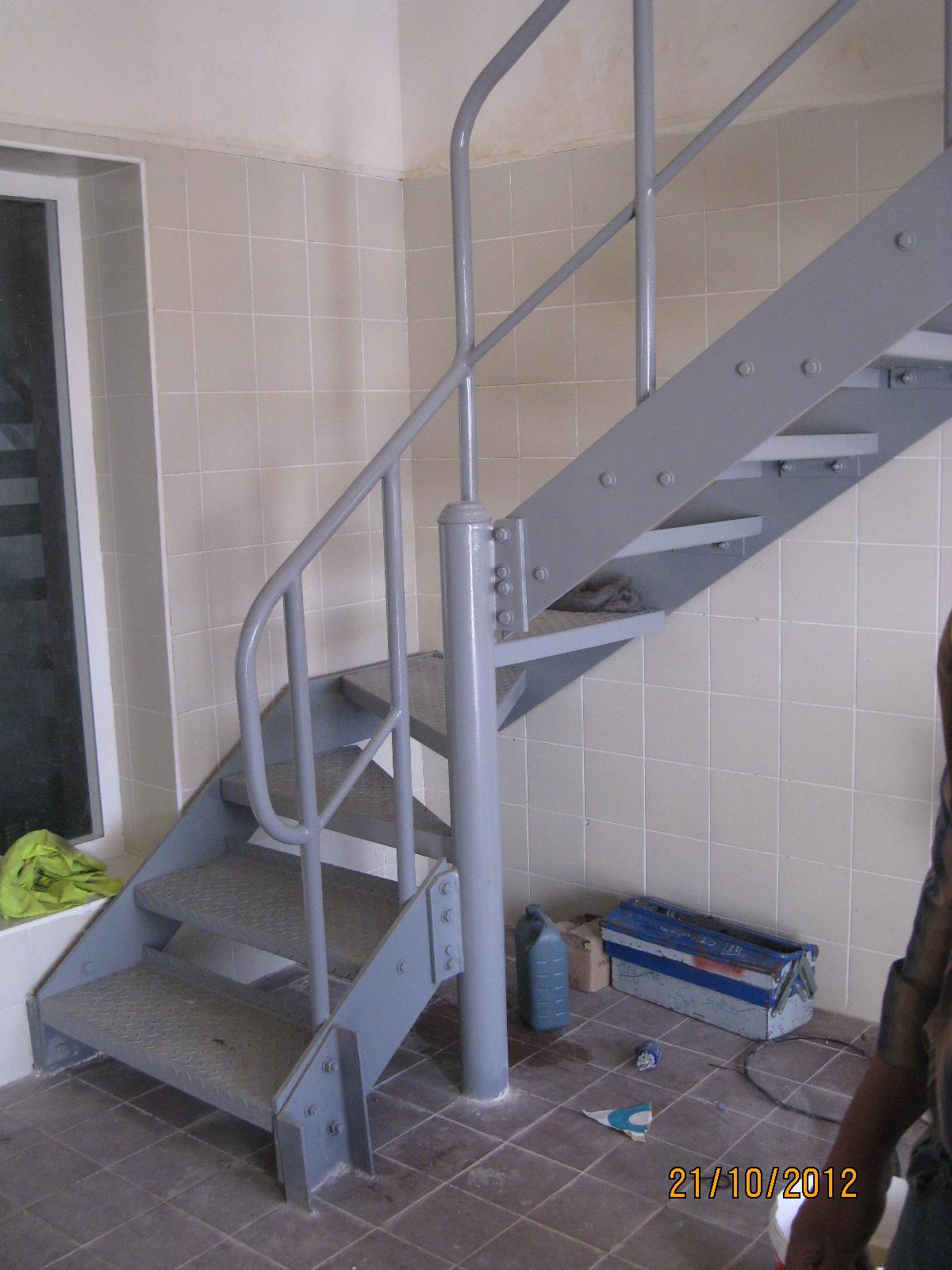 Steel Stairs CFC  (18)