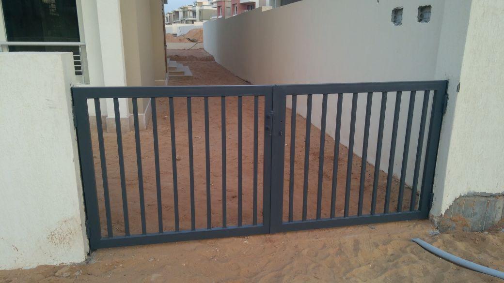 Steel Handrail at Oriana Project (3)