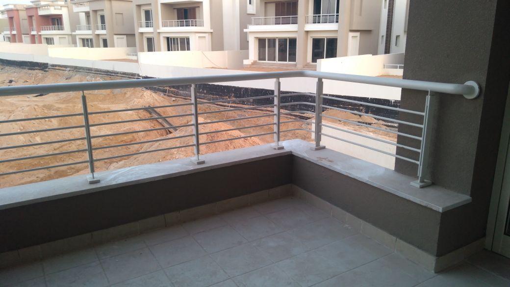 Steel Handrail at Oriana Project (5)