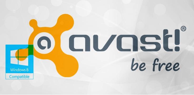 First Free Antivirus Certified for Windows 8: avast!